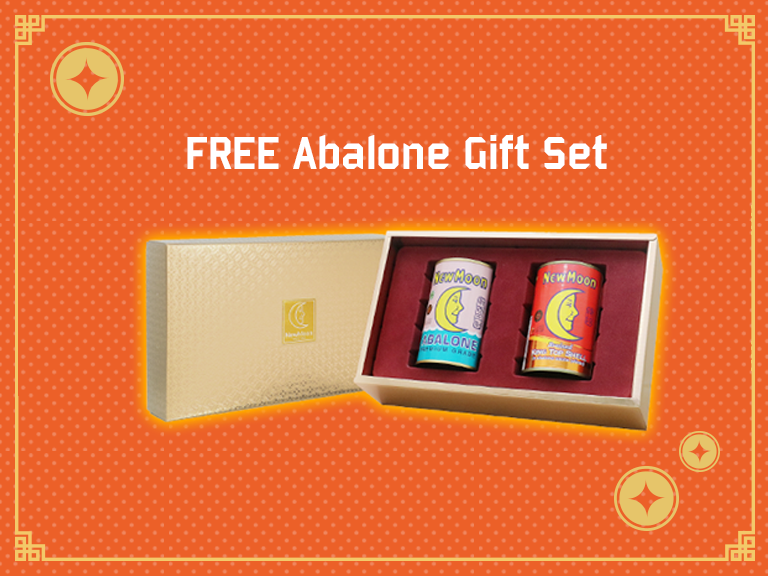 Roadshow Exclusive: FREE abalone gift set with LifePower24